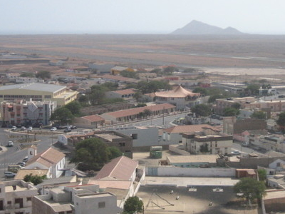 View Of Espargos