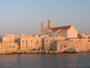 View Of Giovinazzo From The Sea.