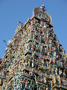 View Of Gopuram