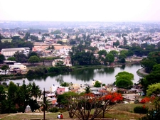 View Of Hosur City
