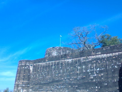 View Of Jhansi Fort