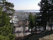 Karlskoga Seen From The West