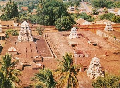 View Of Kalaiyar Temple