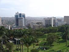 View Of Kampala