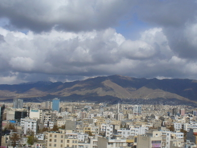 View Of Karaj