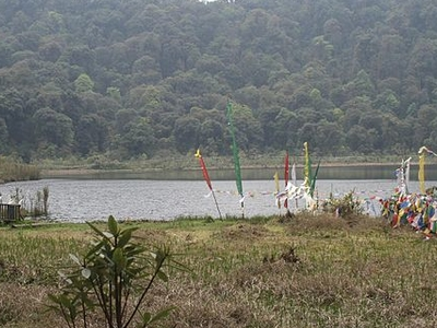 Another View Of Khecheolpalri Lake