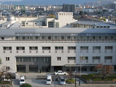 View Of Kishiwada