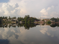 View Of Kollam City