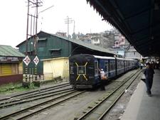 View Of Kurseong Station