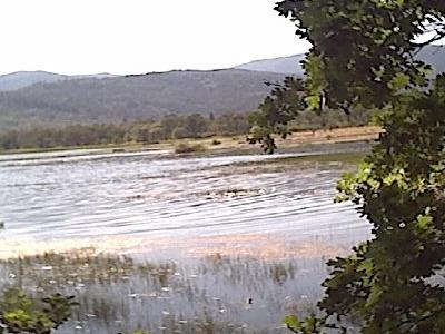 View Of Lake Pillsbury