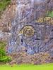 View Of Le Mur De La Prehistoire