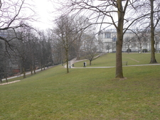 View Of Leopold Park
