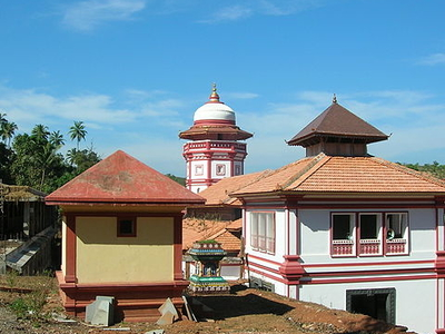 View Of Mallikarjun Temple
