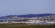 View Of Montego Bay From The Hillside
