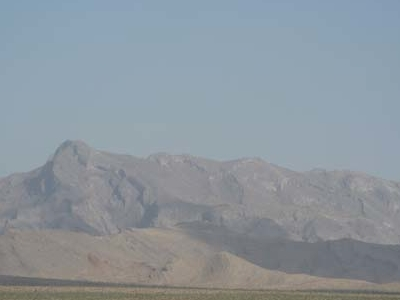 View Of Mormon Mountains