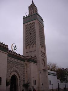 View Of Mosquee De Paris