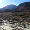 View Of Mount Ngāuruhoe From Mangatepopo Valley - Tongariro
