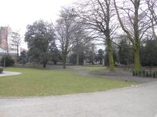 View Of Park D'Egmont