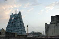 View Of Parthasarathy Temple