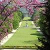 View Of Paseo Principal Part Of Campo Del Moro Gardens