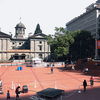View Of Pioneer Courthouse Square