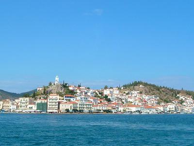 View Of Poros