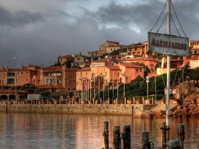 View Of Porto Cervo