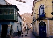 View Of Potosi