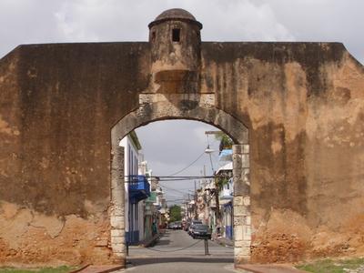 View Of Puerta De La Misericordia