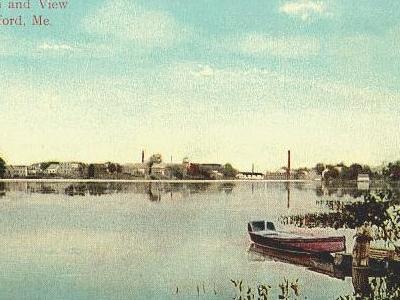 View Of Sanford