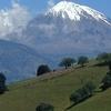 View Of Sierra Negra And Pico De Orizaba