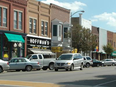 South Historic Main Street
