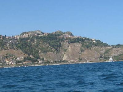 View Of Taormina