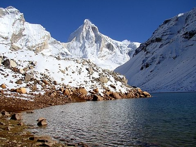 View Of Thalay Sagar