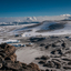 View Of The Crater From The Summit Of Kilimanjaro