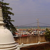 View Of The Harbor With A Buddhist Dagoba