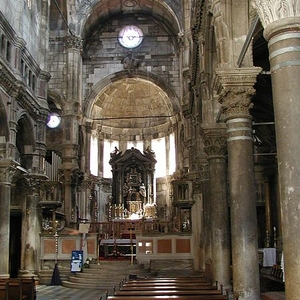 View Of The Main Altar