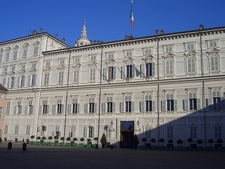 View Of The Palazzo Reale
