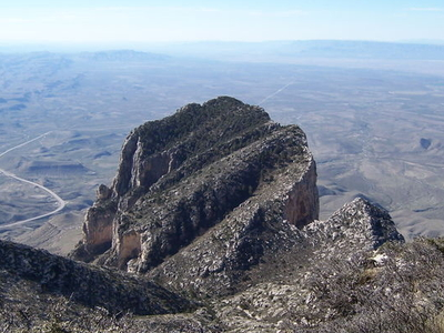 View Of The Summit Of El Capitan