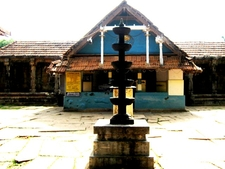 View Of Thirunelli Temple