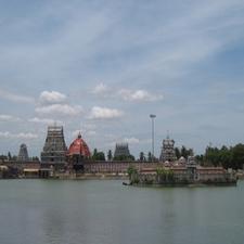 View Of Tiruvarur India