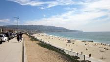 View Of Torrance Beach