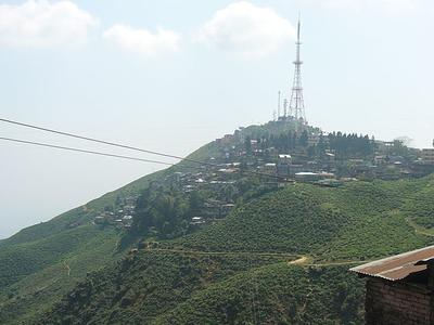 View Of TV Tower, Kurseong