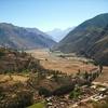 View Of Urubamba Valley