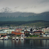 View Of Ushuaia From Sea