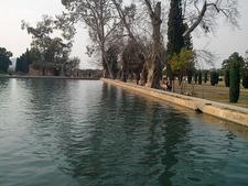 View Of Wah Mughal Gardens