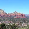 View Of West Sedona From Airport Road