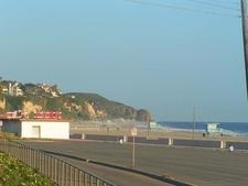 View Of Zuma County Beach