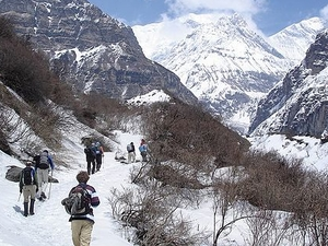 Amazing Annapurna Base Camp Trek Photos