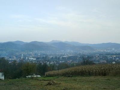 Krstova Gora Hill